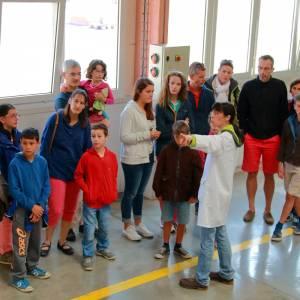 Visite usine d'embouteillage 11