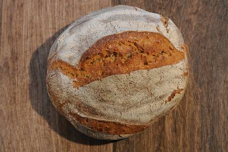 Paysans-boulangers de La Fajole pain 4