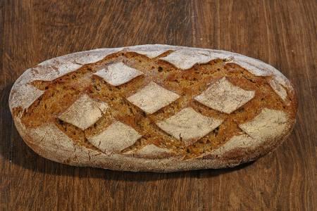 Paysans-boulangers de La Fajole pain 1