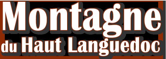 Montagne du Haut Languedoc. Image logo