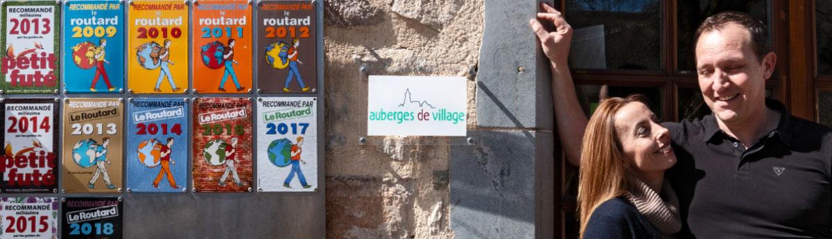 Montagne du Haut Languedoc. Restaurant Lou Castel de Nages 81320