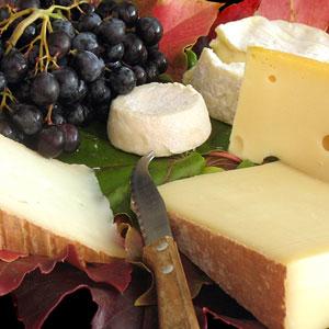 Cuisine traditionnelle de France. Recettes de fromages