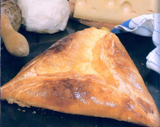 Flon au fromage de comté