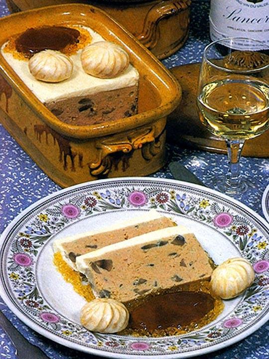 Recettes de terrines en cuisine traditionnelle - Recette cuisine traditionnelle francaise ...